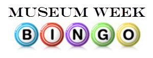 Museum Week BINGO