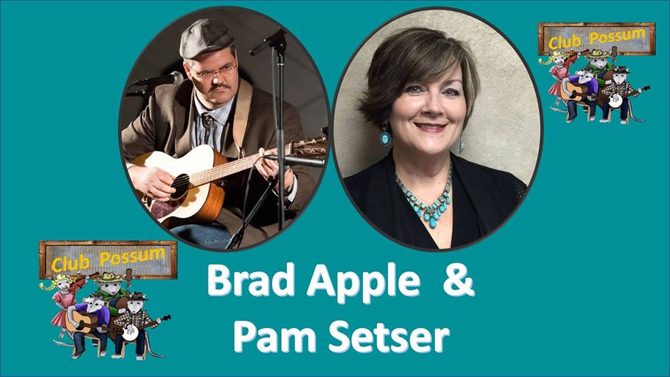 Club Possum - Brad Apple & Pam Setser 1