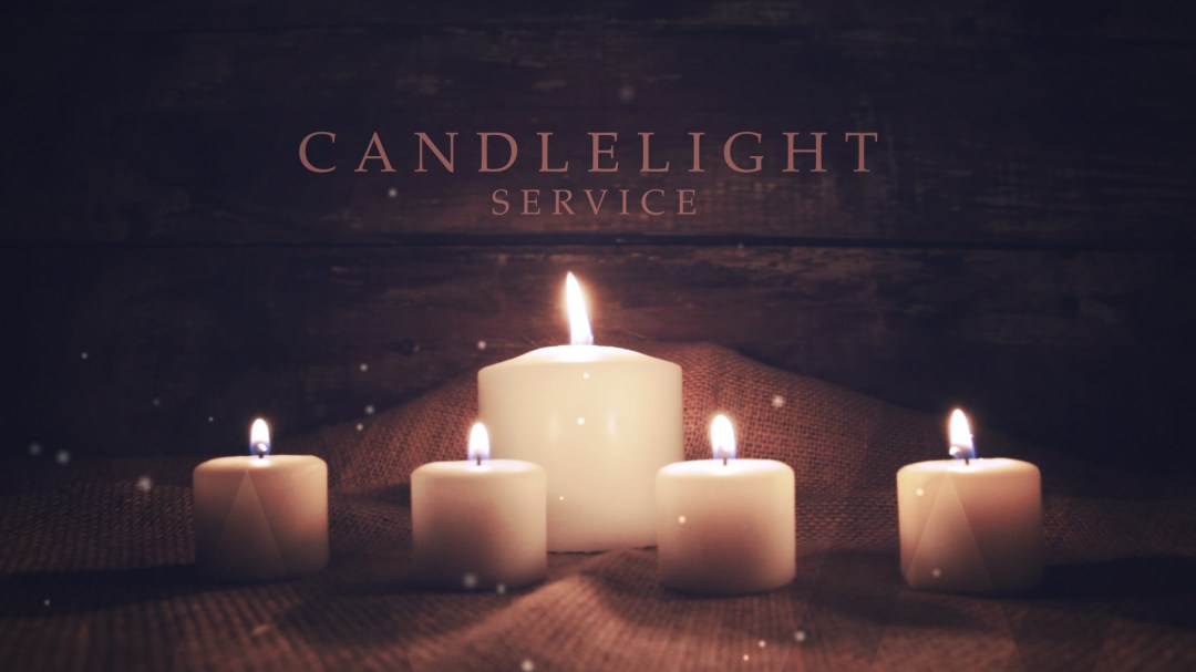 Holiday Memorial Candle Lighting Service 1