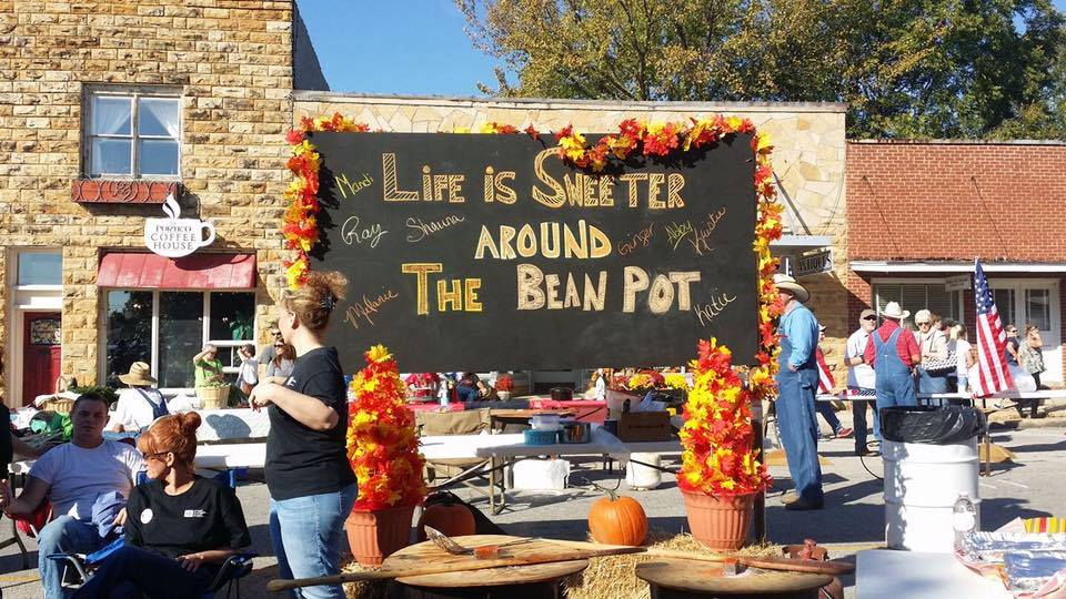 38th Annual Bean Festival and Championship Outhouse Races 1