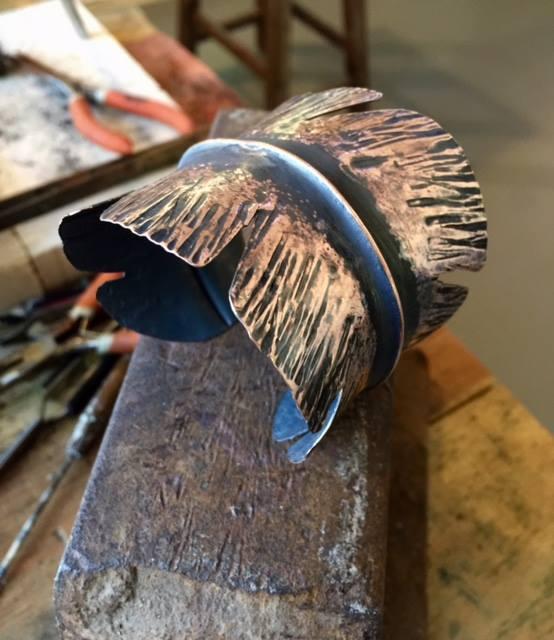 Beginning Metalsmithing 1