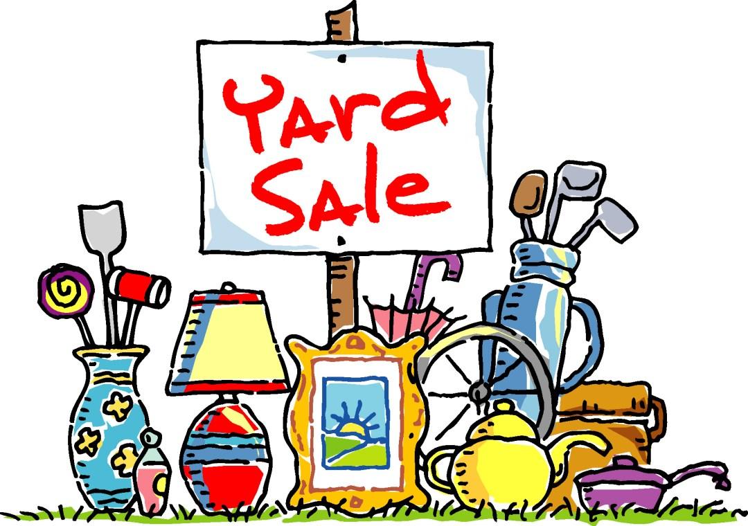 Friendship Community Care Yard Sale 1