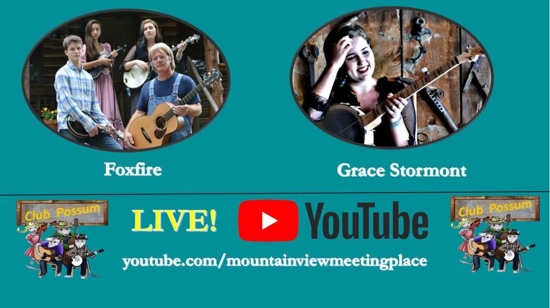 Foxfire/ Grace Stormont 1