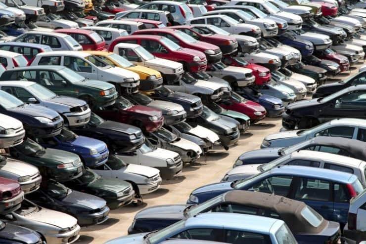 Scrap Car Metal Loan in Singapore traders