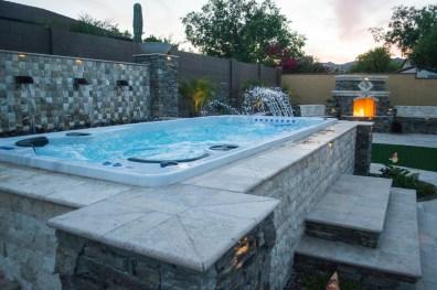 swim spa, self cleaning, hydropool, swimming spa, pool, exercise pool, longview, tyler, shreveport