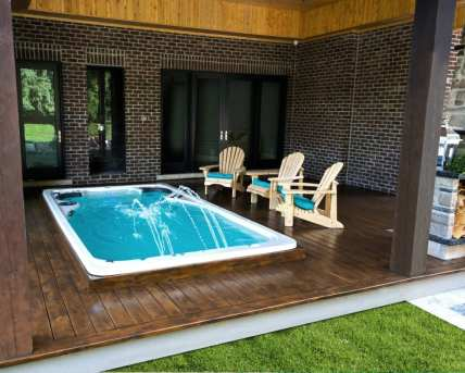 Swim Spa Reviews- What you need to know about purchasing a swim spa