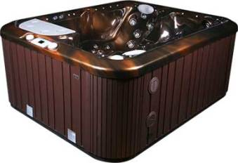 la z boy spa rejoice 2 person spa deep relax small hot tub longview home show