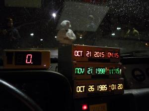 We're always heading back to 1998 for some reason in our delorean rental.