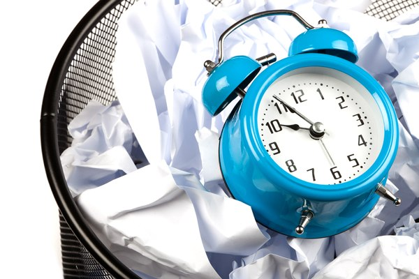 29 Ways You're Wasting Time Today – Time Management Ninja