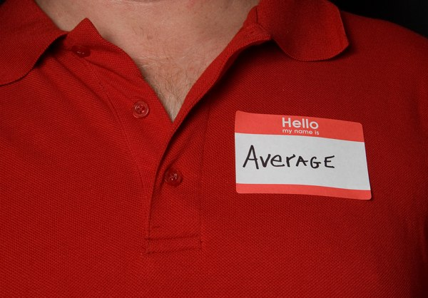 Don_t Be Average