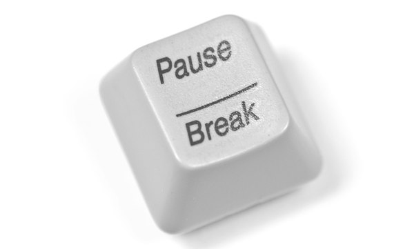 Pause Button Key
