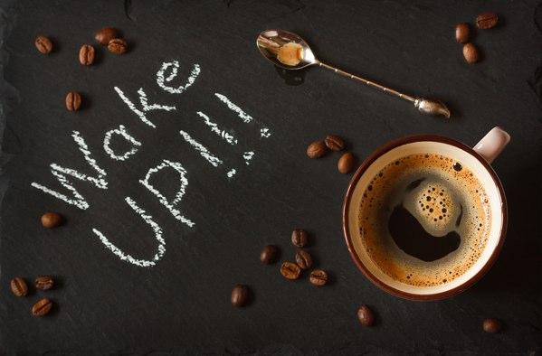Caffeine Wake Up