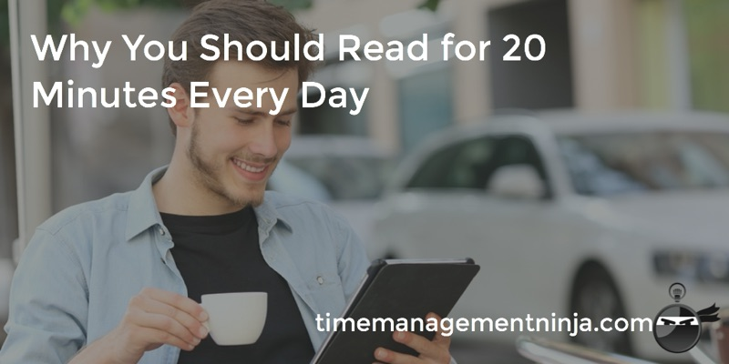 Read for 20 Minutes Every Day