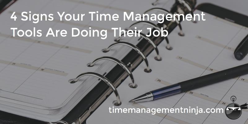 Time Management Tools Job
