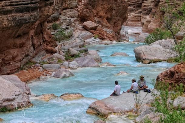 Grand Canyon, Colorado River, rafting, Havasu, Havasupai