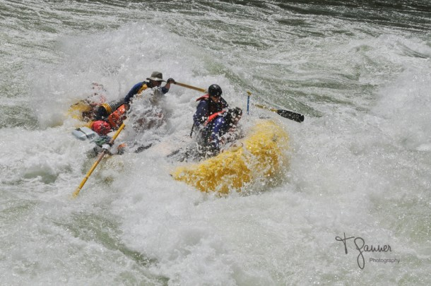 Grand Canyon, Colorado River, rafting, Lava Falls