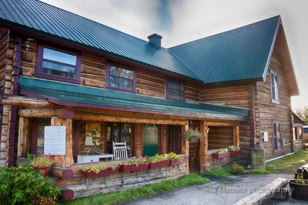 Gakona Lodge, Glenn Highway, Richardson Highway, roadhouse, Alaska