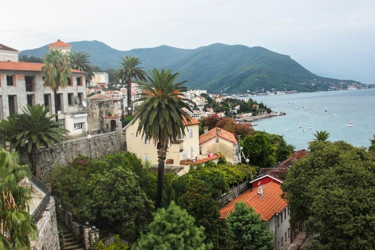 Hercog Novi, Bay of Kotor, Montenegro