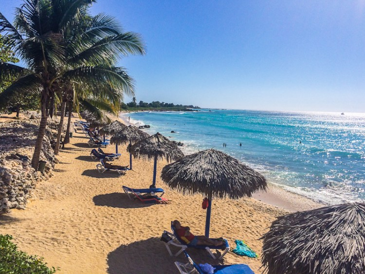 Beaches of Trinidad