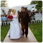 Lindsay Gamberg and Eric Stewart