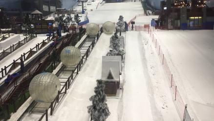 8. Pista da sci e impienti di risalita a Dubai