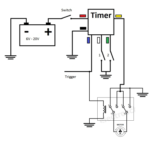 small resolution of timer can be configured as running daylight light rdl cancellation module rdl cancellation module temporary turns off running lights when turn signal is
