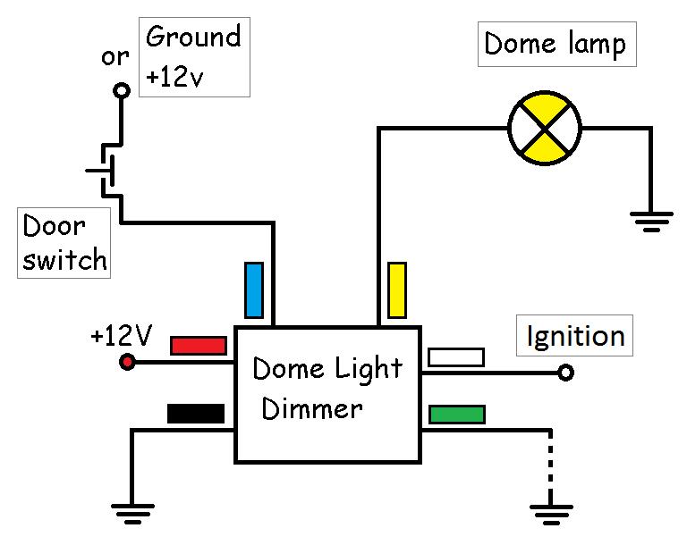 Dome Light Dimmer