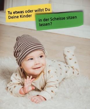 Klimaschutz Baby