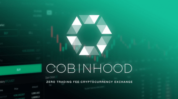 Cobinhood, New Tokens Added with Margin Trading and Funding