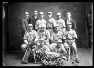 Second_Ward_baseball_team