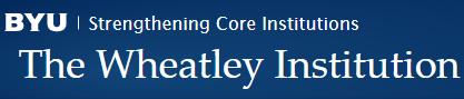 2015 01 19 Wheatley Institution Header
