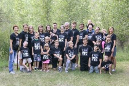 Frandsen family