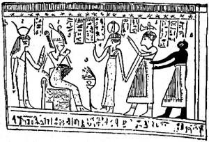 Facsimile 3 of the Book of Abraham