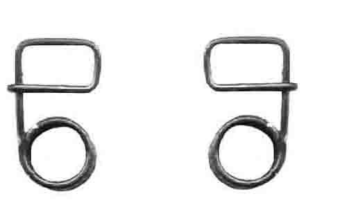 Cuckoo Wheel Coil Spring Left Time Side
