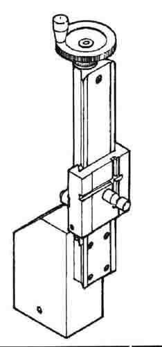 Vertical Milling Column (#3050)