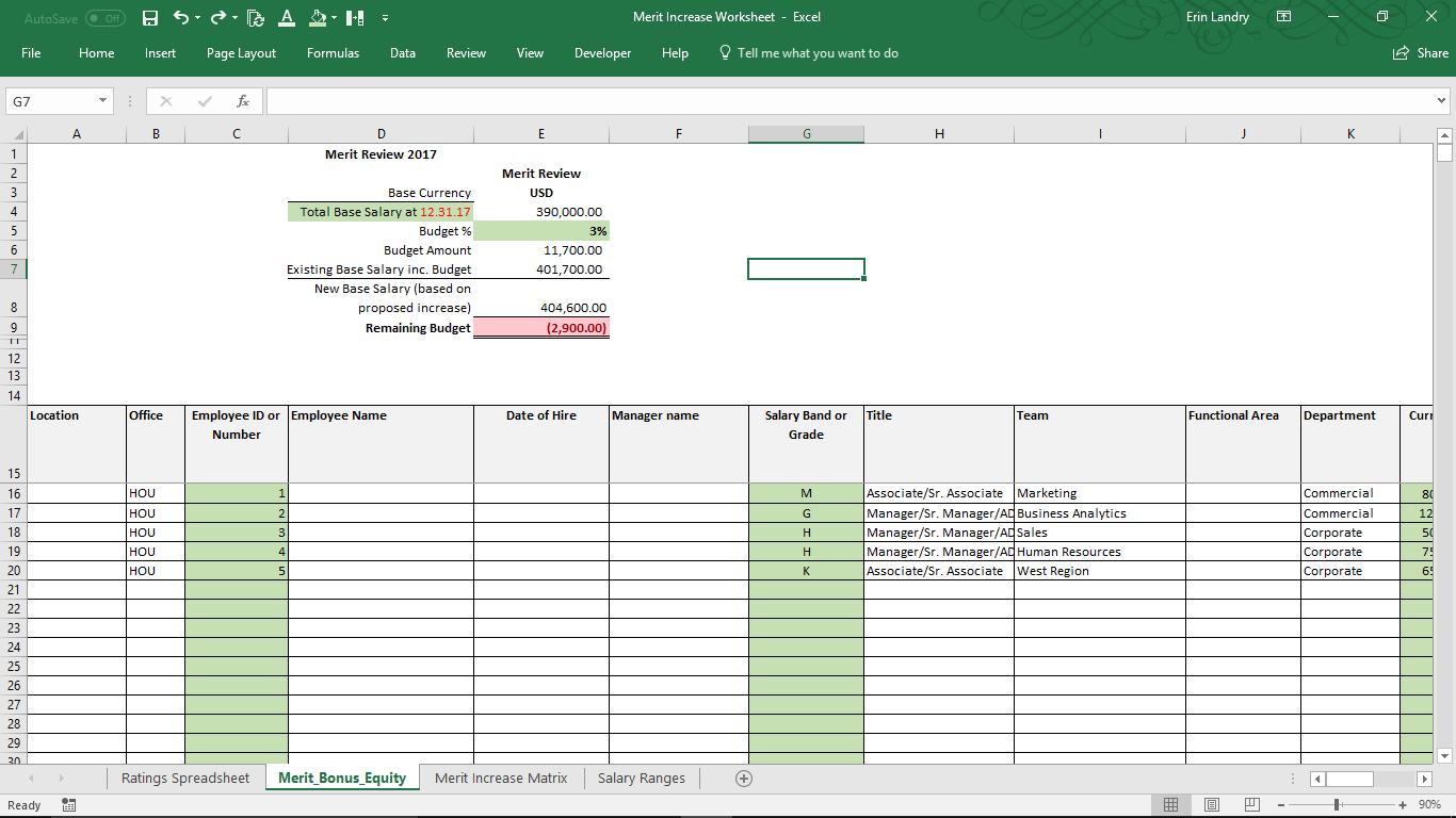 Worksheet Change Excel Example