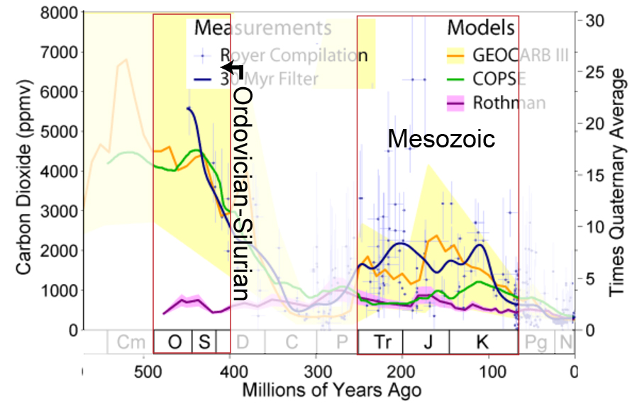What happens if co2 levels become too high