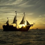Cancun's Best Pirate Ship and Show
