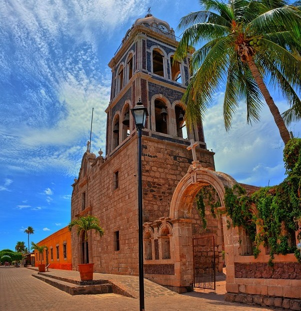 things to do in loreto - Mision de Nuestra Señora de Loreto