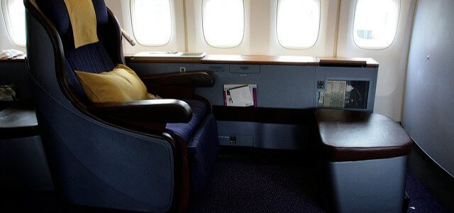 Why do People Fly First Class for Honeymoons?