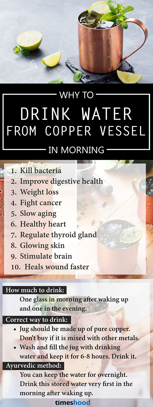 Benefits of Drinking Water from Copper Vessel. Copper Water for Weight loss