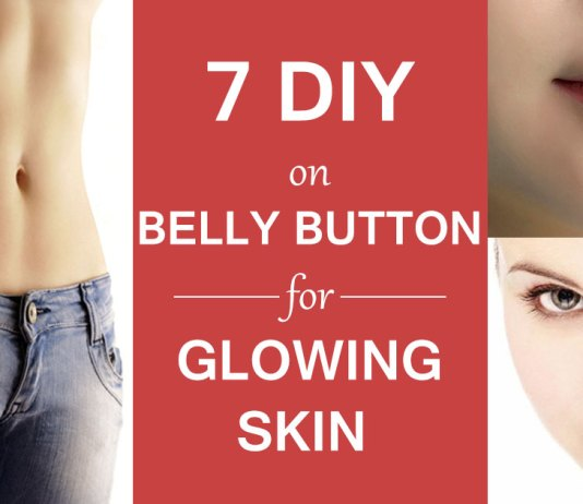 DIY on Belly Button for Glowing Skin