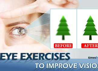 How to improve eyesight naturally: 7 eyes exercises (with pictures). Eye exercises to improve vision.