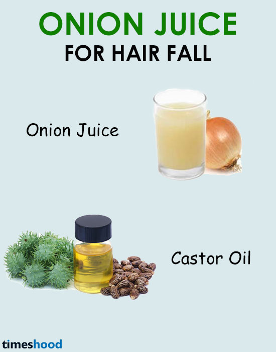 How to stop hair fall. Homemade remedies to control hair loss. How to use onion for hair growth. Use castor oil for hair growth. Hair mask for hair growth. Hair mask to stop hair fall.