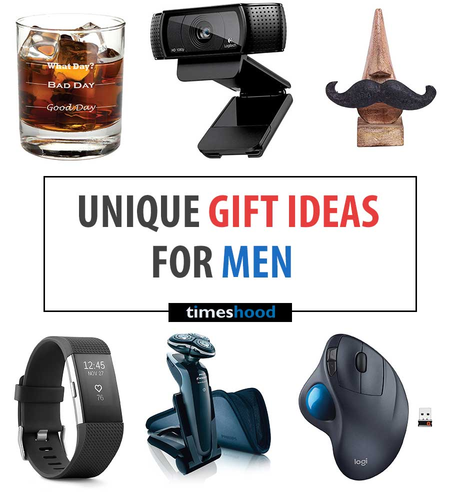 Christmas Gift Ideas For Men: 30 Unique Gift Items A Man Actually Want But Never Tells