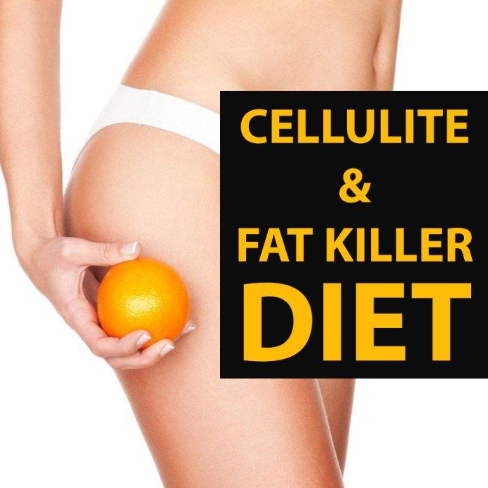 Régime anti-cellulite: Comment se débarrasser rapidement de la cellulite sur les fesses et les cuisses? Régime pour brûler la cellulite et les graisses. Défi de 2 semaines pour se débarrasser du plan d'entraînement et de style de vie contre la cellulite.