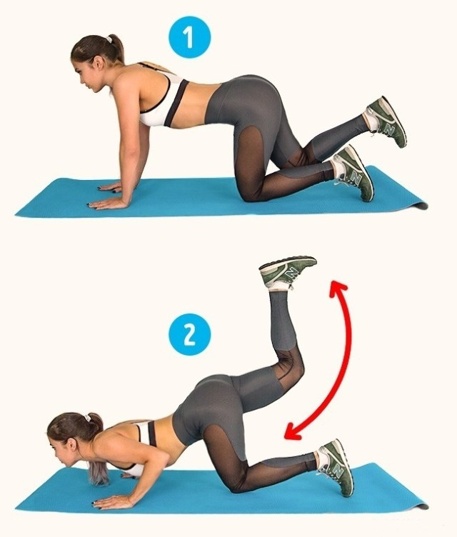 How to get rid of cellulite fast? try this 2 weeks and 6 exercise challenge to reduce cellulite. Get round butt and slim toned thigh with this workout. Bikini body exercise.