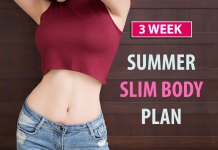 Ready for summer? Try this 21 days summer slim body plan to welcome this summer. 3 weeks plan for weight loss and slim body. 21 days weight loss challenge. Weight loss tips.