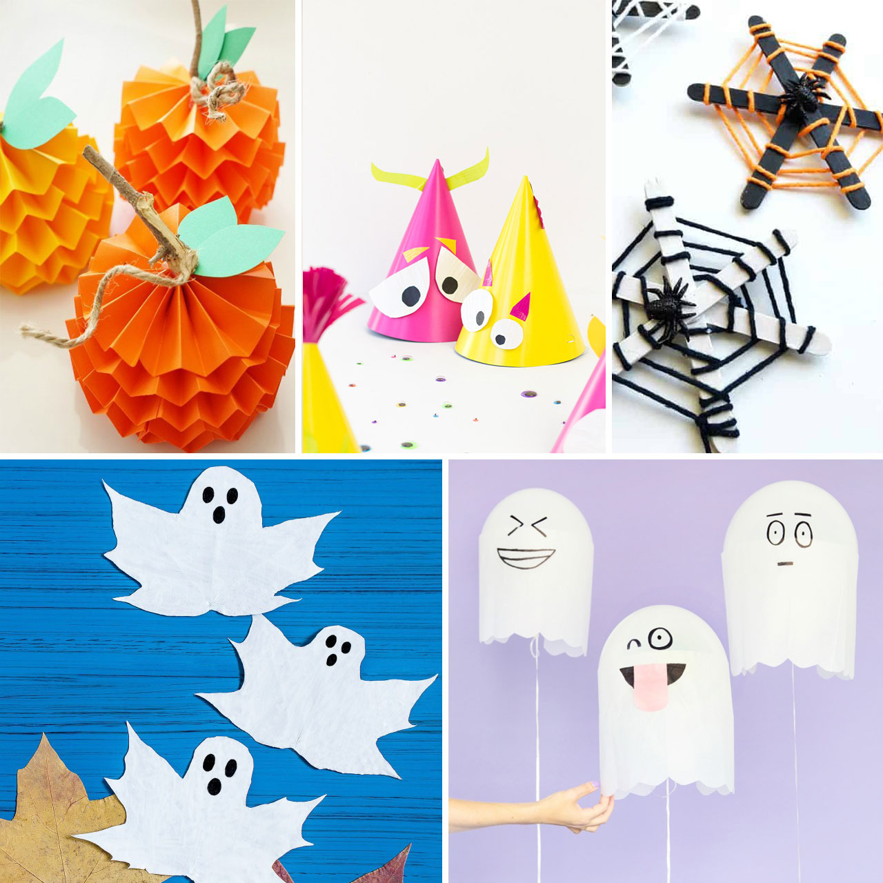 15 Halloween Party Craft Ideas For Kids Timeshood