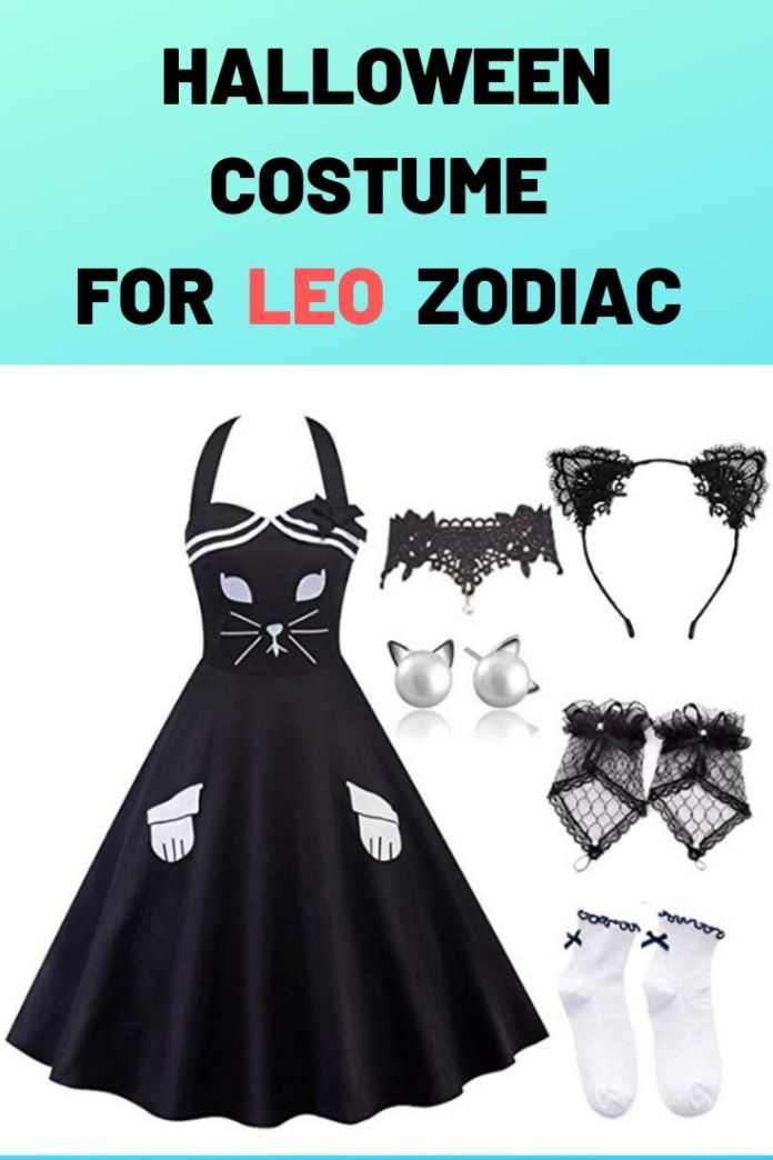 Hey Leos! This Halloween get yourself dressed up in this super creative cat lady costumes to show your bold and cute look. Find 12 more Halloween costume ideas for your zodiac sign.